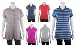 Wholesale Womens Ex Chainstore Polo T Shirt Top